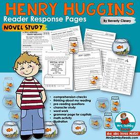 Henry Huggins - book companion