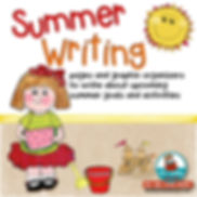 Writing Prompts forSummer Plans