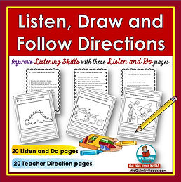 Listen and Follow Directions