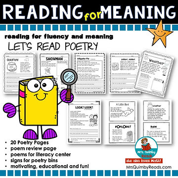 Reading for Meaning - ELA