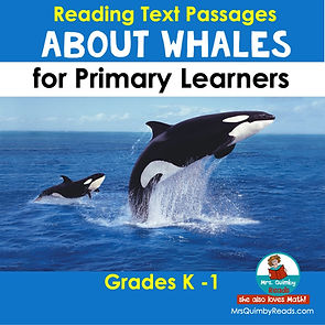 whales - primary