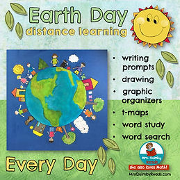 Earth Day - Writing Prompts