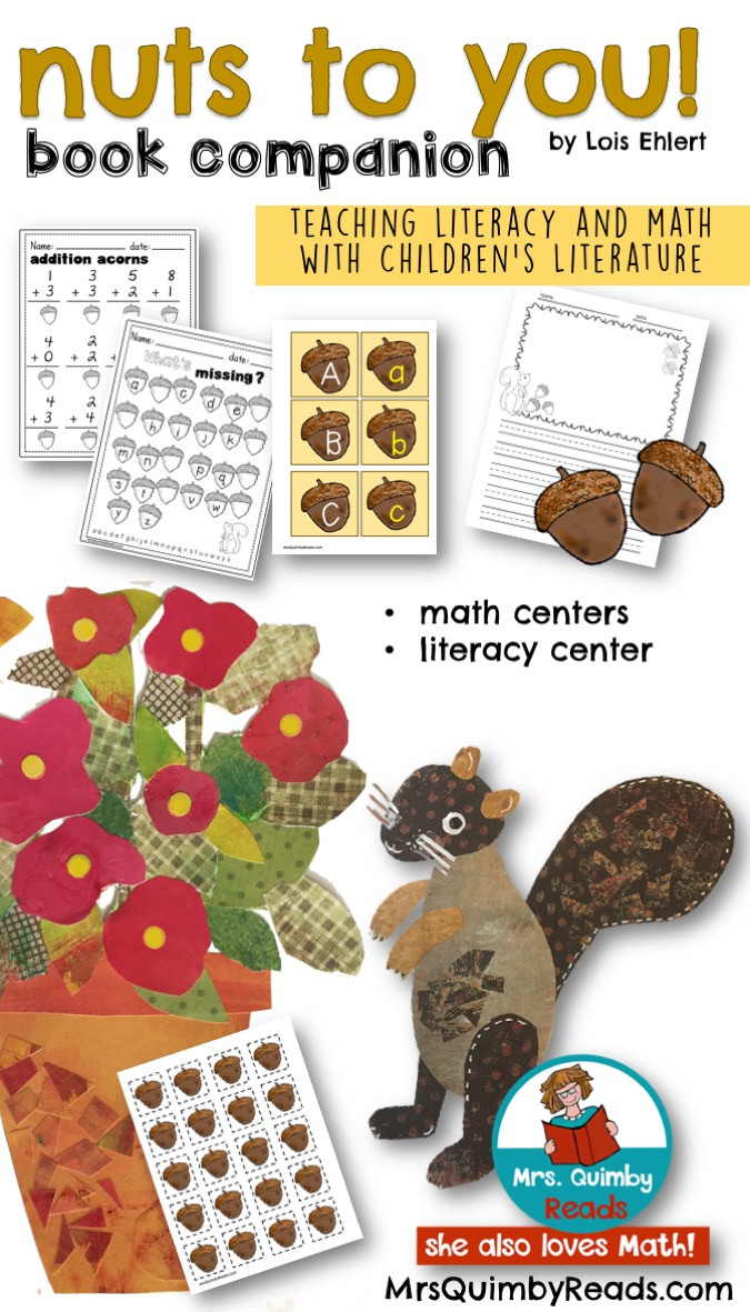 Teaching literacy and math with children's literature