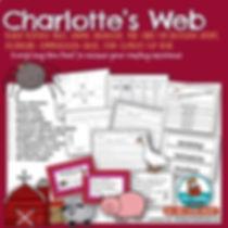 Charlotte's Web, book companion, MrsQuimbyReads