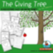 The Giving Tree, Shel Silverstein, earth day, read aloud, reader response pages, teaching resources, graphic organizers, sequencing