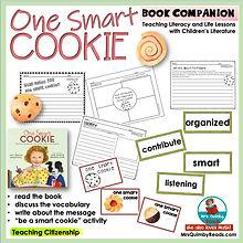 one smart cookie-children's literature