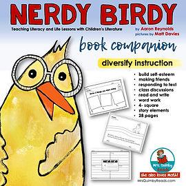 Nerdy Birdy - Book Companion