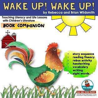Wake Up Wake Up - Book Companion