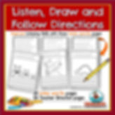 improve listening skills, follow directions, teaching resources, mrsquimbyreads