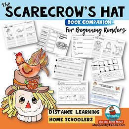 The Scarecrow's Hat - Book Companion
