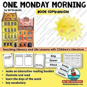 one monday morning book companion