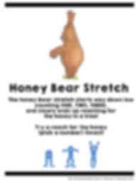 Honey Bear Stretch