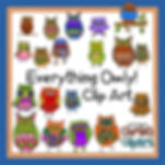 teaching resources, owl clip art, elementary school, clip art, teacher resources
