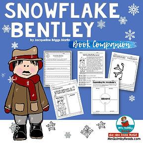 Snowflake Bentley - Book Companion