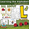 Learning the Alphabet - Letter L