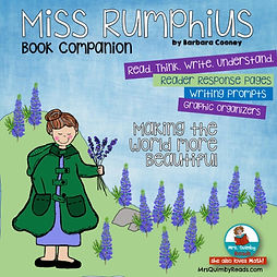 Miss Rumphius - Teaching Resources