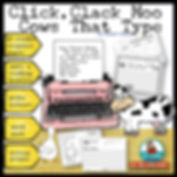 Click, Clack Moo, Cows That Type, Children's Literature, Reading, Response Pages