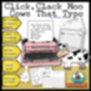 click clack moo, cows that type, children's literature, graphic organizers