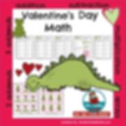 math lessons, elementary schools, primary grades, valentine's day, math for first graders, kindergarten, math centers, teacher resources