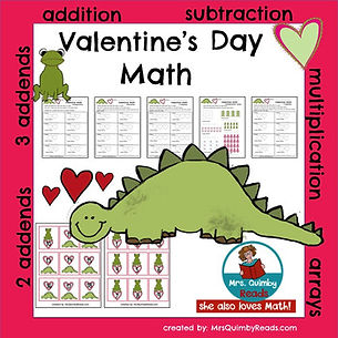 math lessons, elementary schools, primary grades, valentine's day, math for first graders, kindergarten, math centers, teacher resources