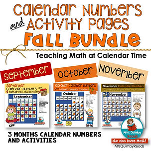 Calendar Math for Fall