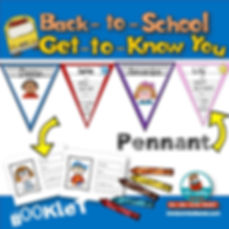 Back to School - Pennant