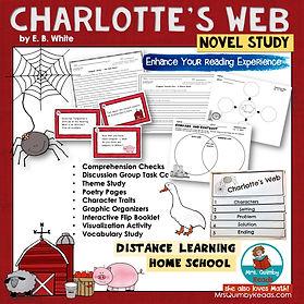 Charlotte'sWeb- Book Companion
