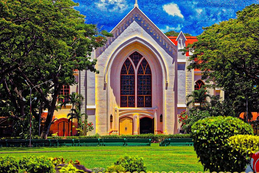 Silliman University Church Philippines
