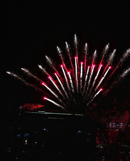 Fireworks Sinulog Cebu