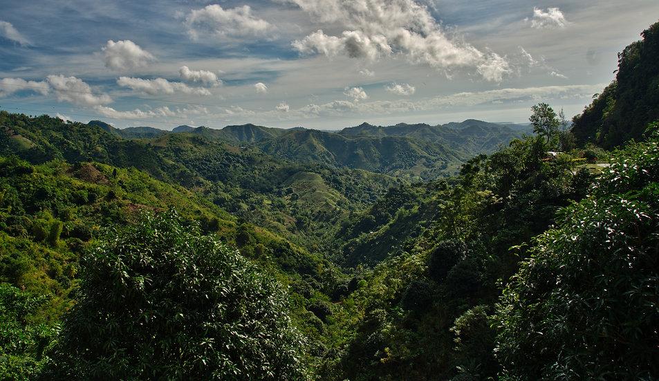 Philippines Mountain Range