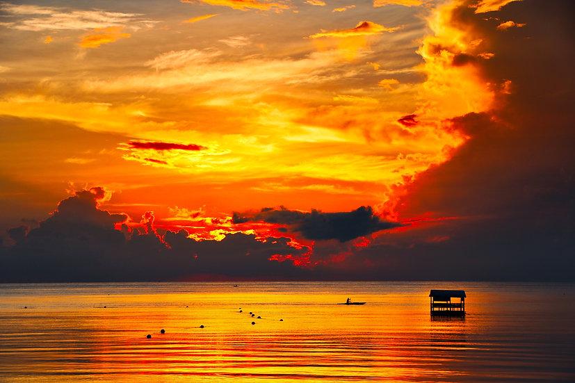 Dumaguete Sunrise 1