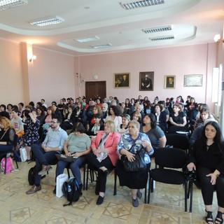 workshop in SSU.JPG