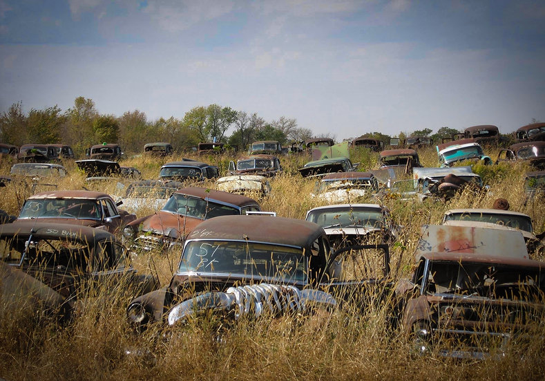 Junkyard Dreams
