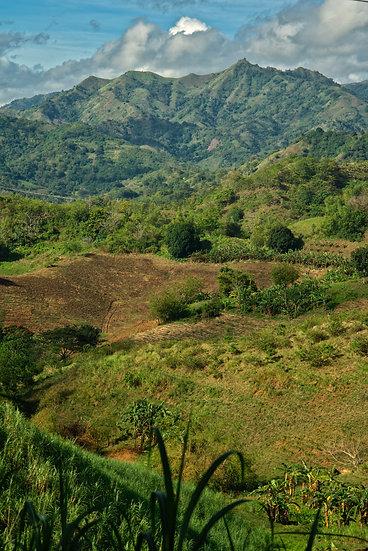 Negros Occidental Mountain Scene