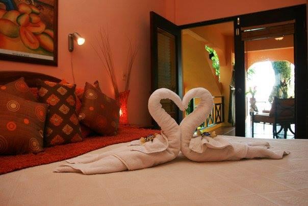 Coati Crib Queen Room