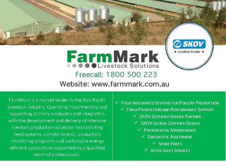 Partnership between Santrev and FarmMark