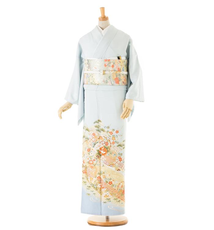 C2 色留袖 ¥19,800+税