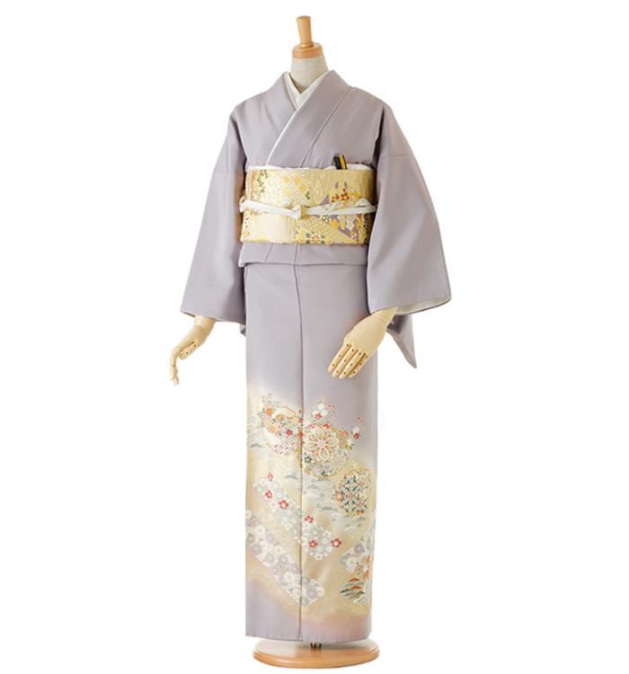 D2 色留袖 ¥24,800+税
