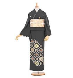 C3 黒留袖 ¥19,800+税