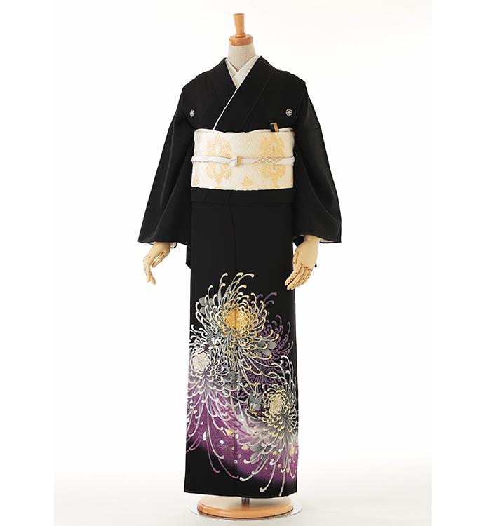 B4 黒留袖 ¥14,800+税