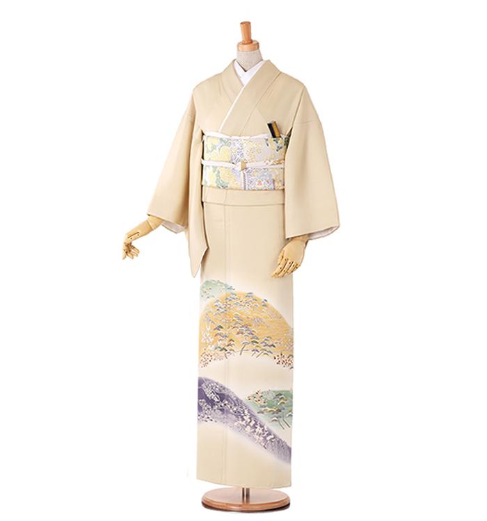 C1 色留袖 ¥19,800+税