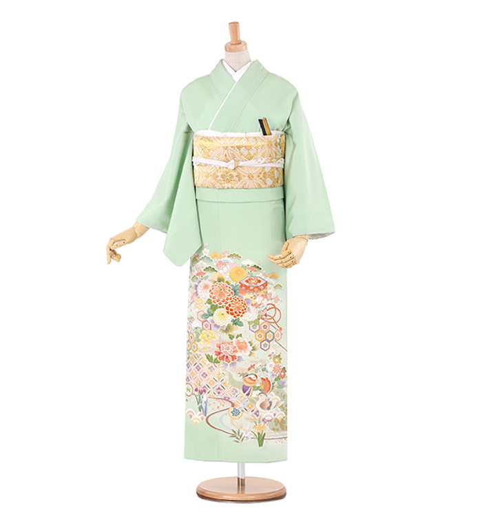 G3 色留袖 ¥39,800+税