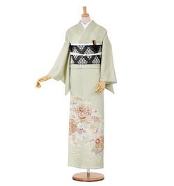 D1 色留袖 ¥24,800+税