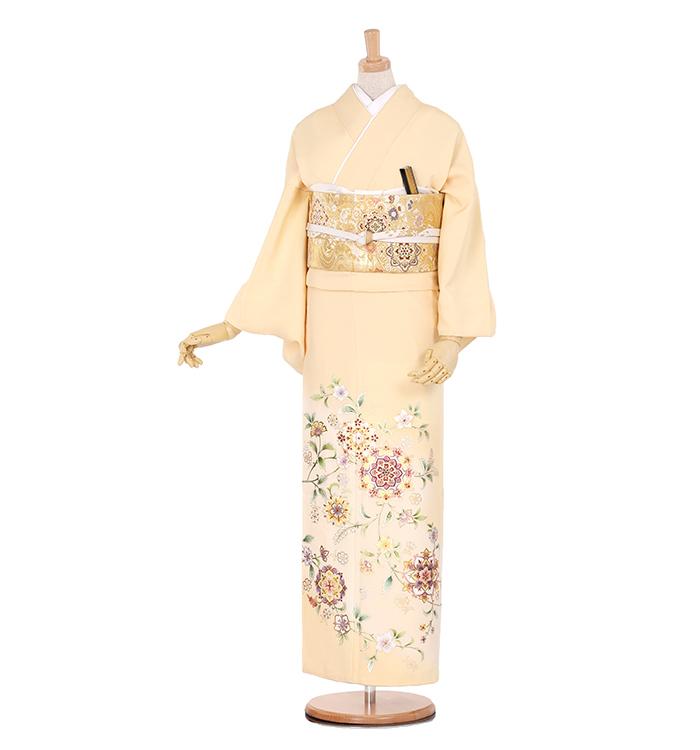 D3 色留袖 ¥24,800+税