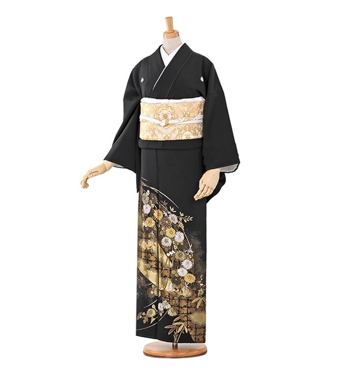 H2 黒留袖 ¥44,800+税