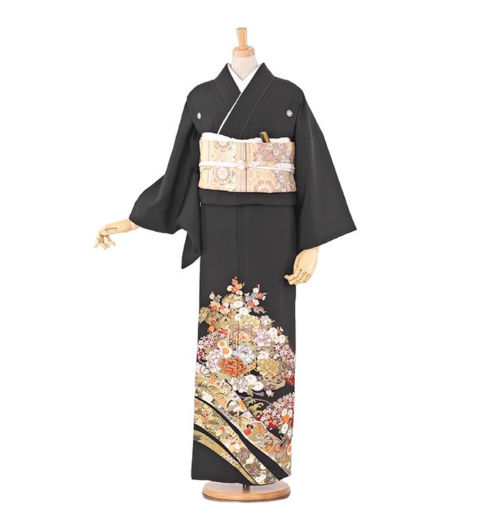 H3  黒留袖 ¥44,800+税