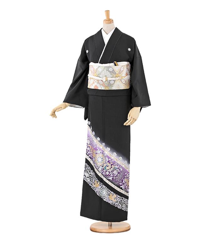 B3 黒留袖 ¥14,800+税