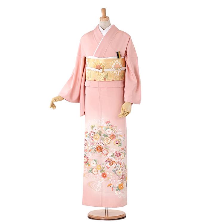 C3 色留袖 ¥19,800+税