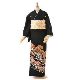 A3 黒留袖 ¥9,800+税