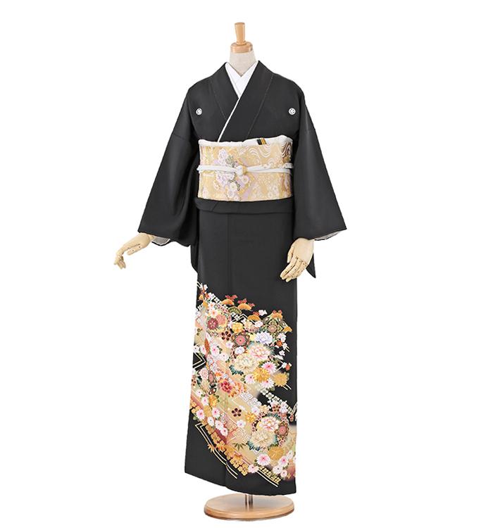D2 黒留袖 ¥24,800+税